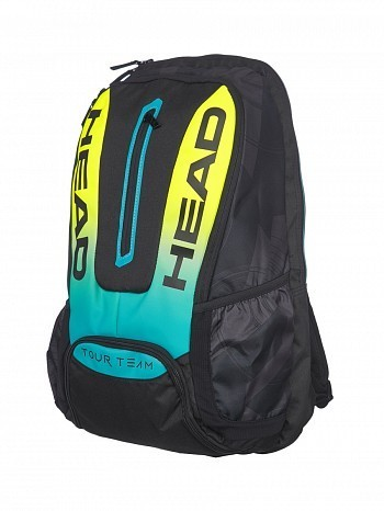 Head ATP Master Tour Pro Player Extreme Tennis Rackets Backpack Bag