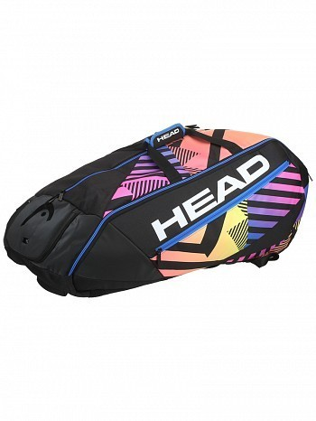 Head ATP Master Tour Pro Player Radical Monstercombi 12 Pack Tennis Rackets Bag Limited Edition