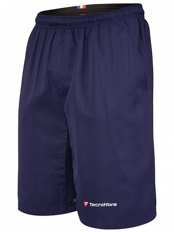 Tecnifibre ATP Pro Player Logo Men's Club X Cool Tennis Shorts, Navy