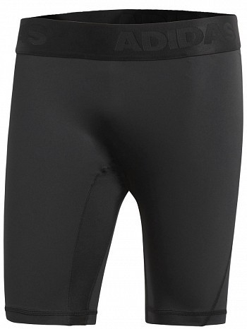 Adidas Pro Player ATP Tour Men's Alphaskin Compression Short, Black