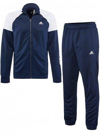 Adidas Pro Player ATP Tour Men's Training Tracksuit, Navy
