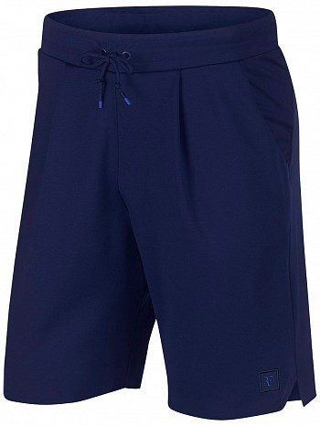 Nike Roger Federer ATP Master Tour Men's Court RF Essential Tennis Shorts Blue