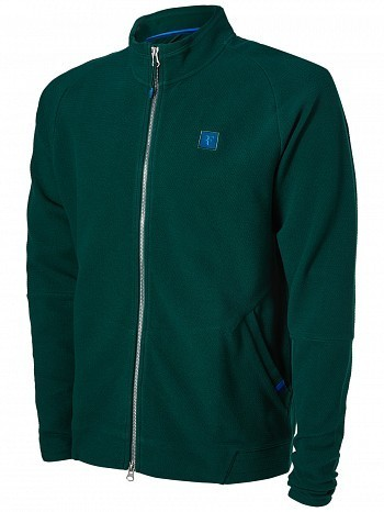 Nike Roger Federer ATP Master Tour Men's Court RF Essential Tennis Jacket Green