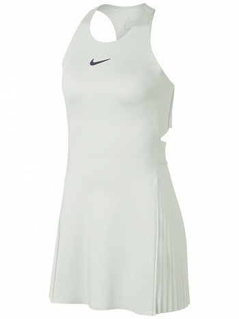 Nike Maria Sharapova 2018 WTA Pro Tour Court Dri-Fit  Tennis Dress Grey